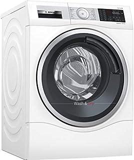 Bosch-Frontload washer-dryer,10/6kg,White, WDU28560GC