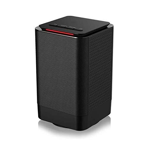 CFTGB stille ventilatorkachel, radiator, persoonlijke radiator, 950W, mini keramische ventilatorkachel, convectieverwarming, 3 versnellingsbakinstellingen, schommel, voor kantoor en thuis
