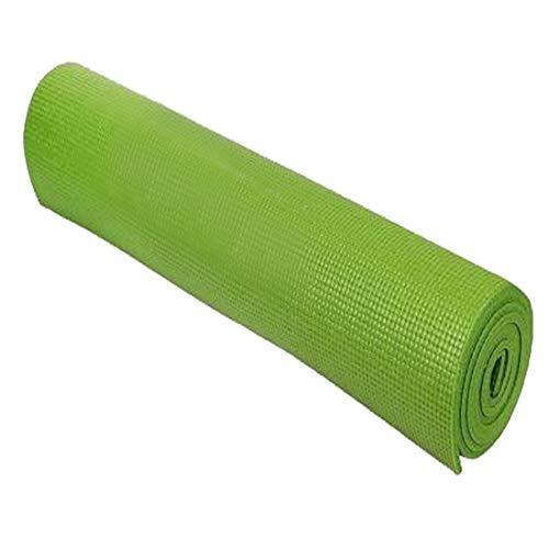 Fitkit FKYM04-P Yoga Mat, 6mm (Purple)
