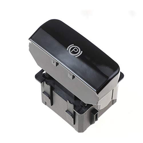 KUANGQIANWEI Interruptor de ventana controlador de freno de mano electrónico interruptor de freno de estacionamiento sensor 470703 4707.03 ajuste para Citroen C4 II Picasso DS4 C4