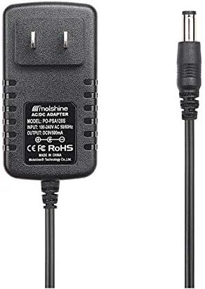 Molshine Compatible 6 6ft Cable 9V AC DC PSA120S PSA 120S PSA120 PSA 120 Adapter Power Supply product image