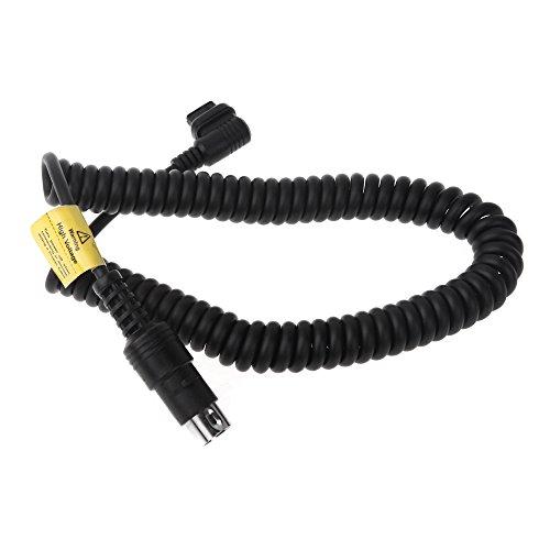 Godox Cable de alimentación para la conexión de CX PB820 PB960 de...