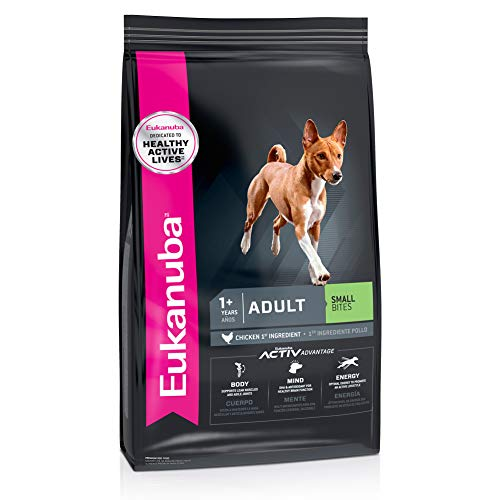 Eukanuba Adult Small Bites Dry Dog Food, 33 lb. bag