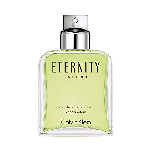 Calvin Klein Eternity homme / men, Eau de Toilette, Vaporisateur Spray 200 ml