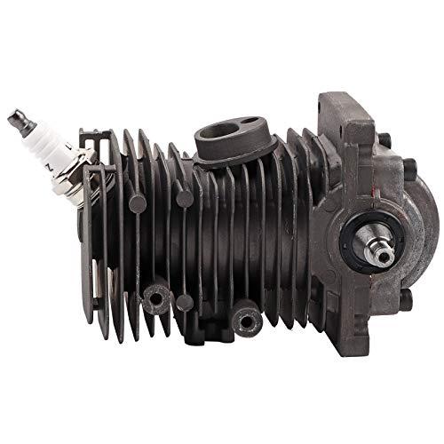BWLZSP 38mm Motorzylinder Kolben Kurbelwellenbaugruppe für MS170 MS180 018...