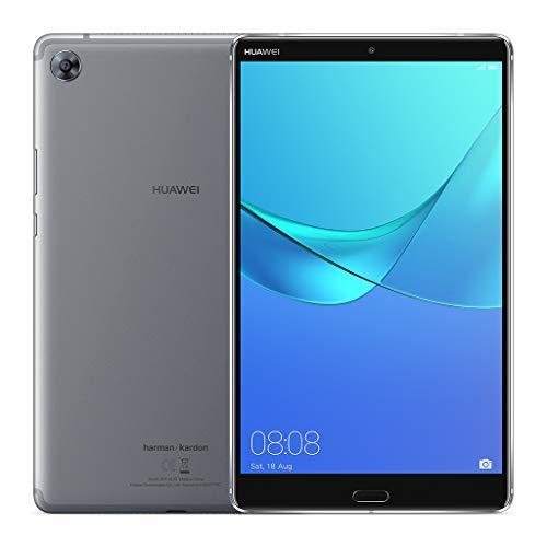 "HUAWEI MediaPad M5 8"" Tablet (Gray) (Octa-Core Prozessor, 4GB RAM, 32GB eMMC, 2K IPS Display, Android 8.0)"
