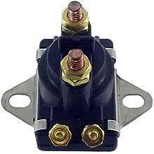 Trim Solenoid Relay Switch Replacement For Mercury Mercruiser Marine 12 Volt 4 Terminal 35-150HP 89-846070 89-94318 89-96158T