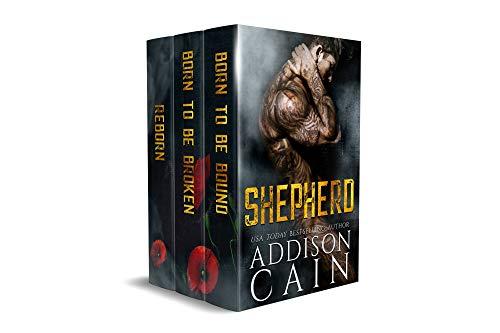Shepherd: Alpha's Claim Box Set One