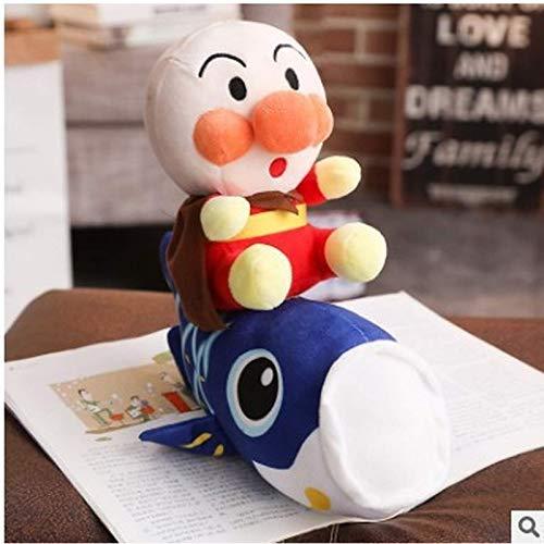 El lindo muñeco de peluche con bacterias del pan es un clásico regalo de cumpleaños para niños, amigos y mujeres, muñecos de decoración del hogar, decoraciones de automóviles, vacaciones