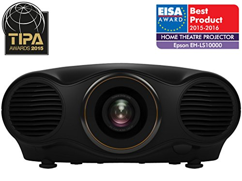 Epson EH-LS10000 Home Cinema Projector 4K Projection with Laser 3LCD...