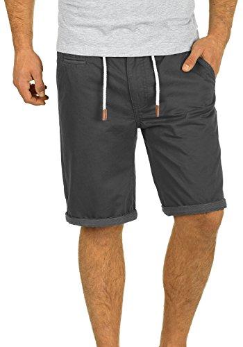BLEND 20701249ME Chino Shorts, Größe:L;Farbe:Phantom Grey (70010)