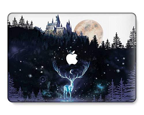 GangdaoCase Plastic Ultra Slim Light Hard Shell Case Cut Out Design for MacBook Air 11 Inch 11.6' A1370/A1465 (Landscape 10)