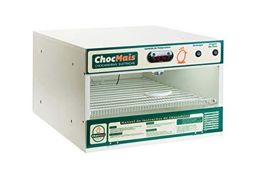 Chocadeira Automática 110 a 120 Ovos Com Ovoscópio 220V
