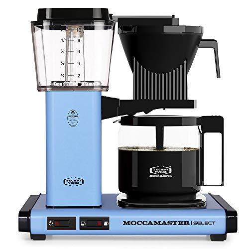 Moccamaster CD Blue Overflow ekspres do kawy KBG 741 Select-Pastel