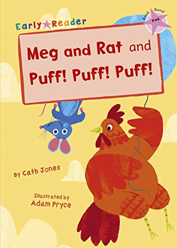 Meg and Rat & Puff Puff Puff (Early Reader)