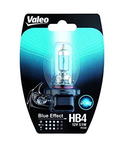 VALEO Ampoules Halogène, HB4-Blue Effect-Blister x1, 32528