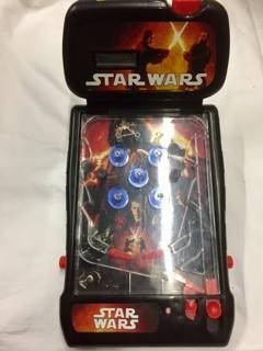 STAR WARS Table Top Pinball Toy