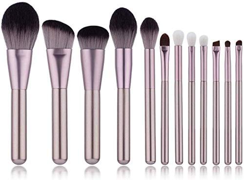 QXXNB Brosse De Maquillage D'Outils De Beauté, Synthèse Avancée Professionnelle pour Le Mélange De Fard À Paupières Fard À Joues