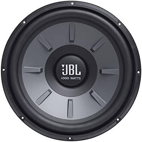 JBL Stage1210D 12 Car Audio Subwoofer with Dual Voice Coil product image