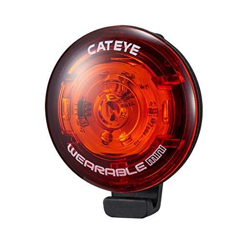 キャットアイ(CAT EYE) セーフティライト L-WA10 WEARABLE mini CALRWRM ライト 自転車
