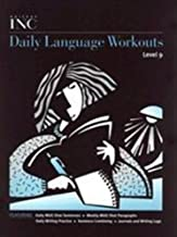 Daily Language Workouts, Level 9 (Writers INC) (Great Source Writer's Inc.)