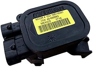Fat Dragon GOLF Genuine Club Car Accessory,MCOR 4 Throttle Potentiometer for Club Car DS/Precedent 105116301