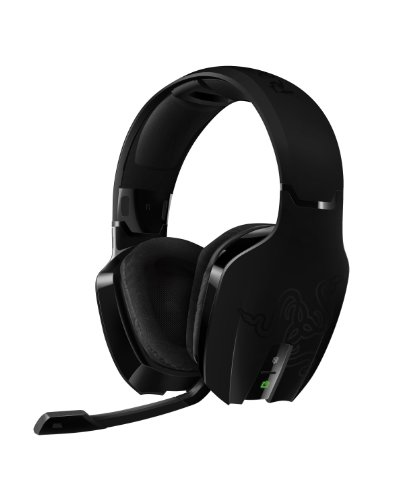 Razer Chimaera Gaming Headset - Black 【輸入品】