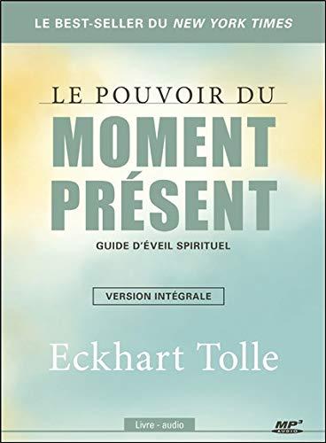 Sila súčasného okamihu - Sprievodca duchovným prebudením - plná verzia - audiokniha CD MP3