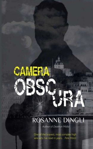 Book: Camera Obscura by Rosanne Dingli