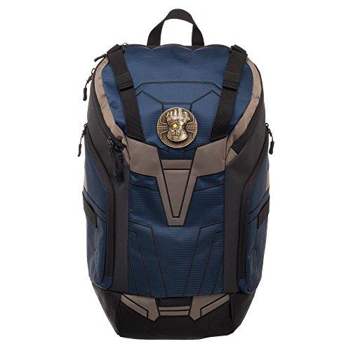 Marvel avengers infinity wars thanos laptop backpack