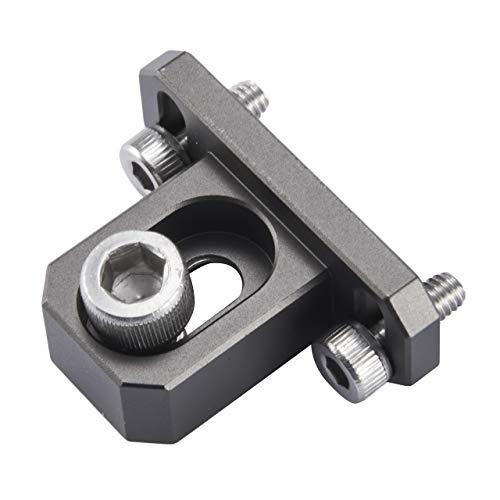 (Tilta Gray) TILTA TA-T01-LAS Lens Adapter Support Bracket for BMPCC 4K Cage Blackmagic Pocket Cinema Camera 4K Rig Compatible with Metabones Adapter