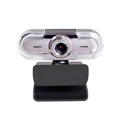 Caijie Drive Free HD Webcam Smart TV de la cámara del Ordenador Universal USB con micrófono fotografía de Macro