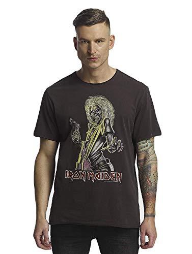 Amplified Uomo Maglieria/T-Shirt Iron Maiden Killer