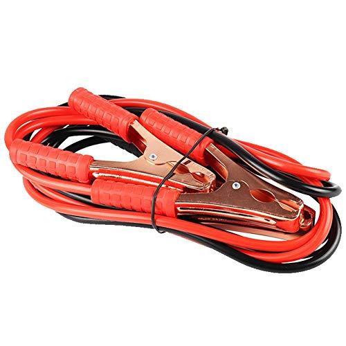 Cables de batería de automóviles 2.5M 500A Cable de refuerzo de emergencia de ignición de emergencia Cable para terminales de automóviles Places de inicio de salto