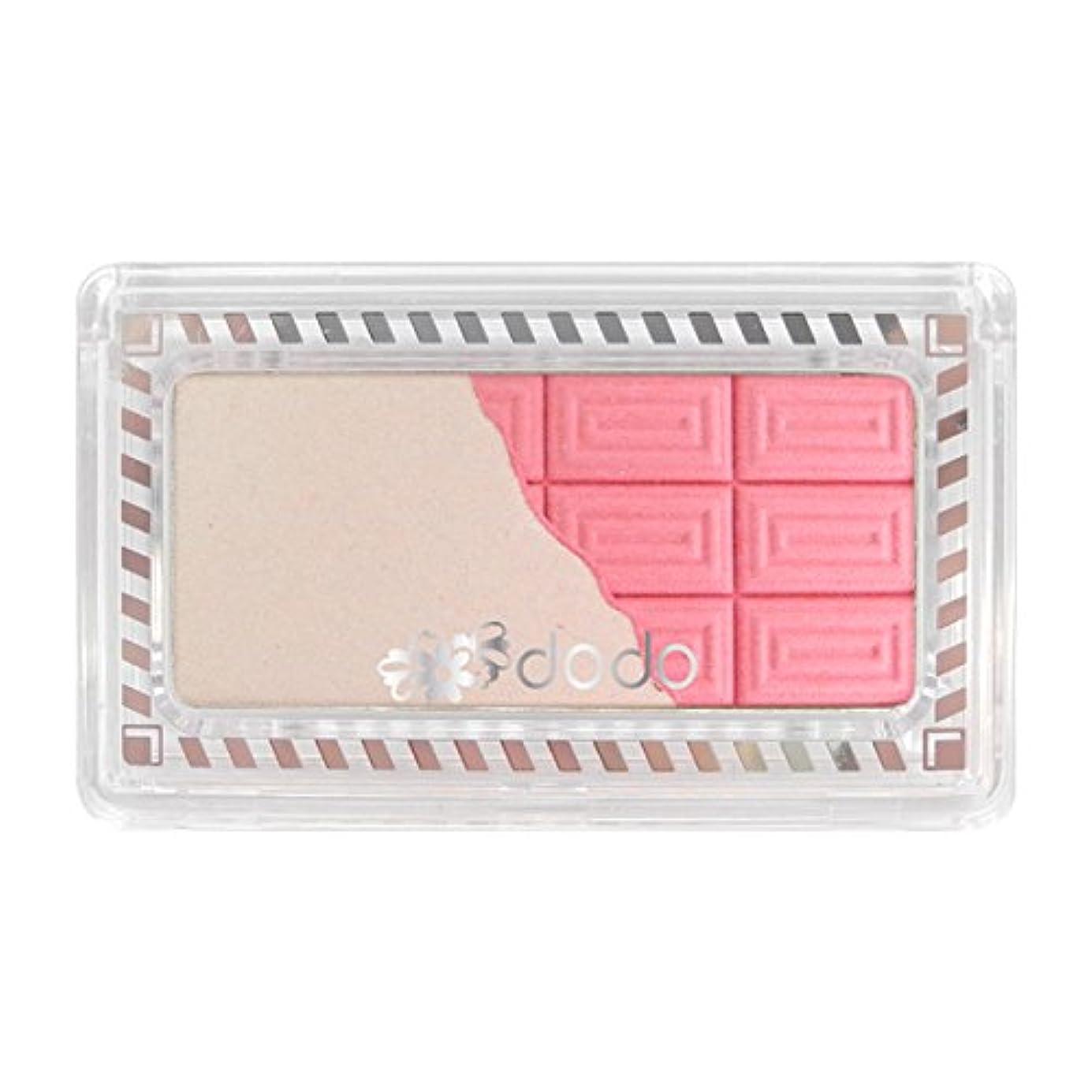 鉄道ほこりっぽいプラスドド チョコチーク CC10 ピンク