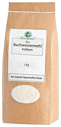 Chiemgaukorn Bio Buchweizen-Vollkornmehl 1 kg