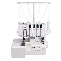 cheap Brother Sergeer, DZ1234, metal frame overlocker, 1300 stitches per minute, removable hem …