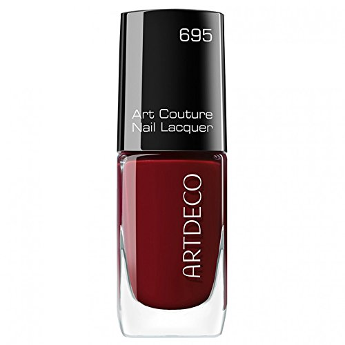 Artdeco Art Couture Nail Lacquer unisex, Nagellack, farbe: 695 couture blackberry, 1er Pack (1 x 51...