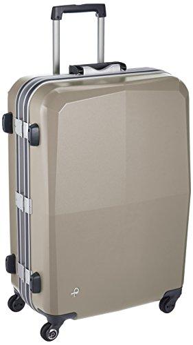 [プロテカ] スーツケース 日本製 エキノックスライトオーレ サイレントキャスター 68L 63 cm 4.3kg インペリアルグレー
