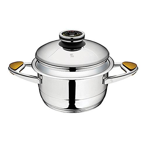 Zepter CookArt CookArt Masterpiece Kochtopf (induktionsgeeignet) - Kasserolle mit zwei Griffen - ø20 cm - 3.0 L
