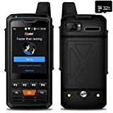 Unlocked 4G LTE Network Radio,Android Rugged Teléfono móvil Smartphone, Mobile Cell Phone,Zello Two-Way Walkie Talkie PTT, POC GPS