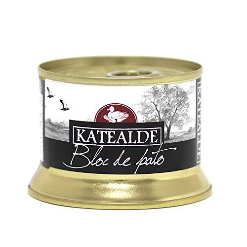 Katealde Bloc De Foie Gras De Pato, 130 g