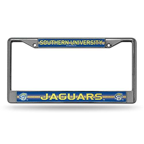 NCAA Bling Chrome Plate Frame