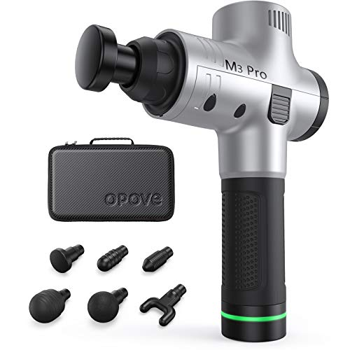 Opove G3 Pro, Best Electric Muscle Massager for Pain Relief!