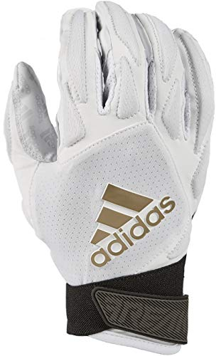 adidas Freak 4.0 Padded Receiver's Football Gloves White X-Large