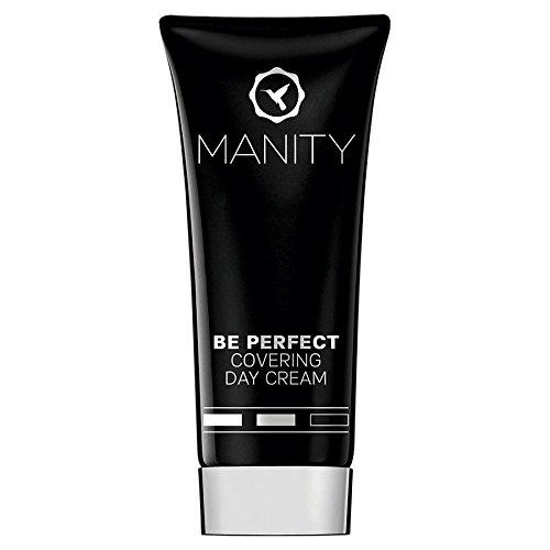 """MANITY """"BE PERFECT 2"""" Covering Day Cream 40 ml - Getönte Tagescreme (BB Creme, CC Creme, getönte Tagespflege) zur Kaschierung von kleinen Unebenheiten und..."""