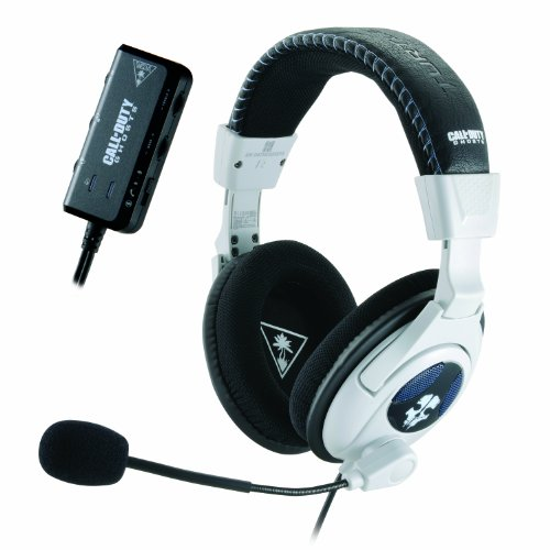 Turtle Beach - Auriculares Call Of Duty Ghosts, Shadow (Xbox 360)