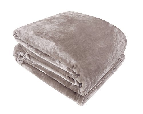 Cobertor Microfibra Dove - Naturalle
