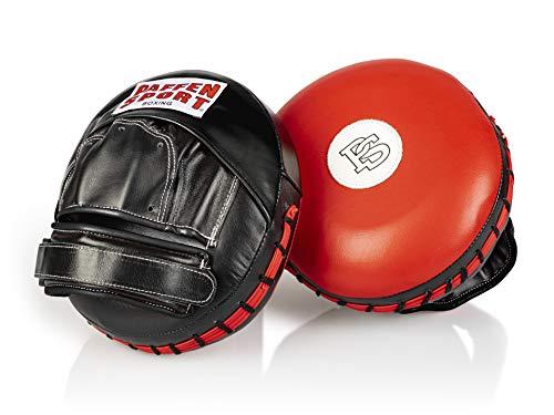 Paffen Sport «Coach» Air Pads, Trainerpratze für das gezielte Training von Schnelligkeit und Schlagkraft im Boxen und Kampfsport