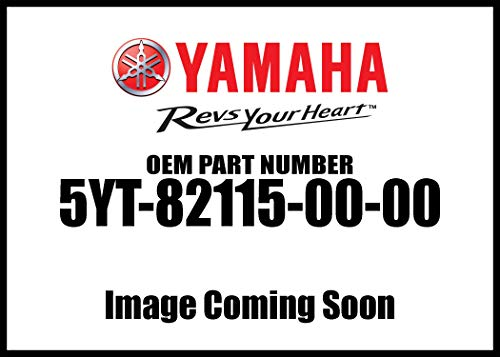 Yamaha 5YT-82115-00-00 Wire, Plus Lead; 5YT821150000 Made by Yamaha